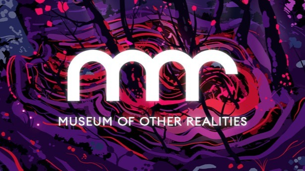"""Coverimage of the video game """"Museum of Other Realities"""""""