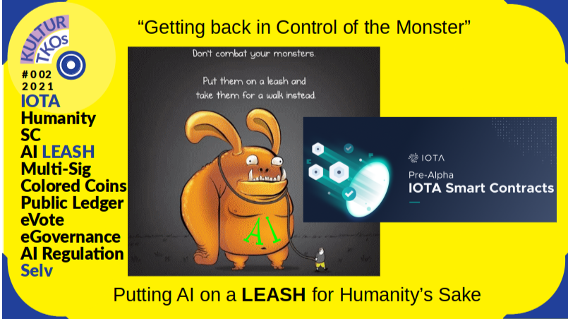 The AI Monster is Real, roaming around like a free range chicken, because the Whale Crypto Investors like it that way...