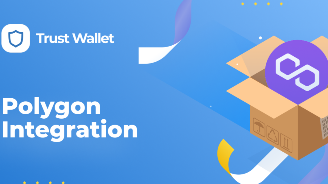 Polygon on your Trust Wallet