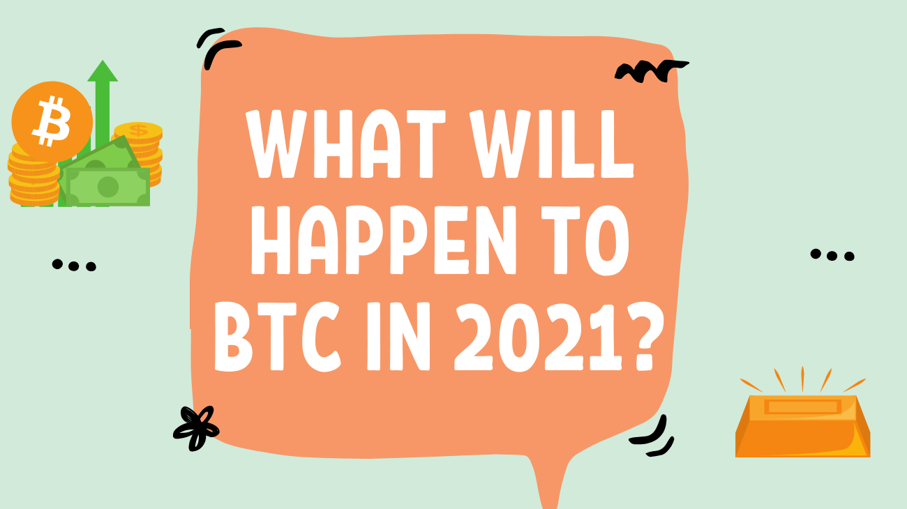 What will happen to BTC in 2021?