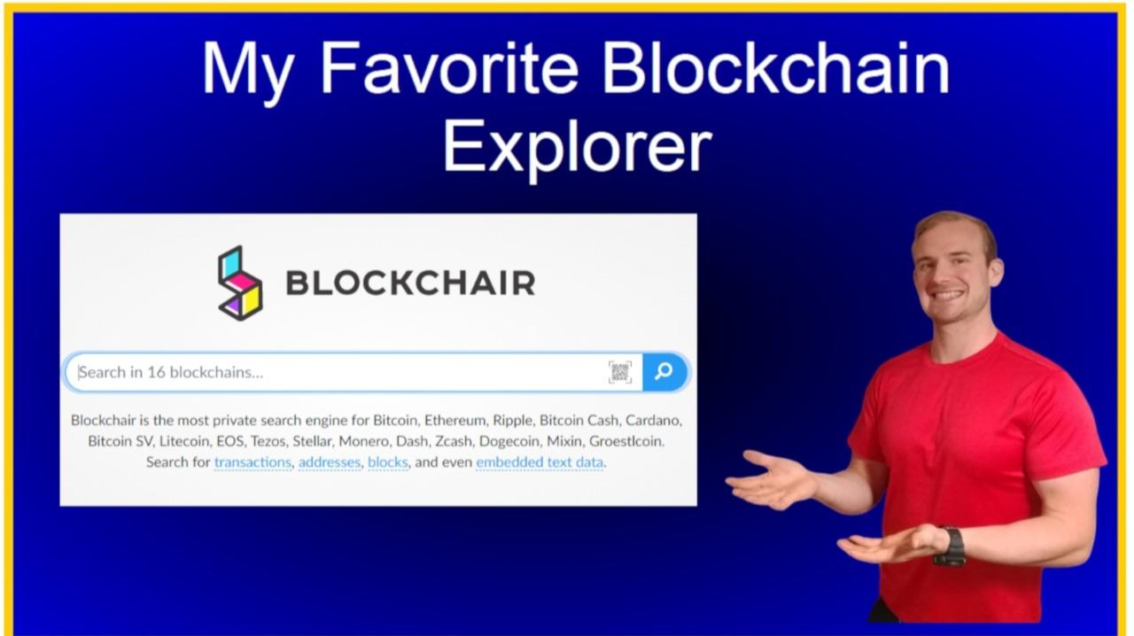 blockchair blockchain explorer