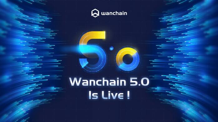 Wanchain 5.0 partner in.