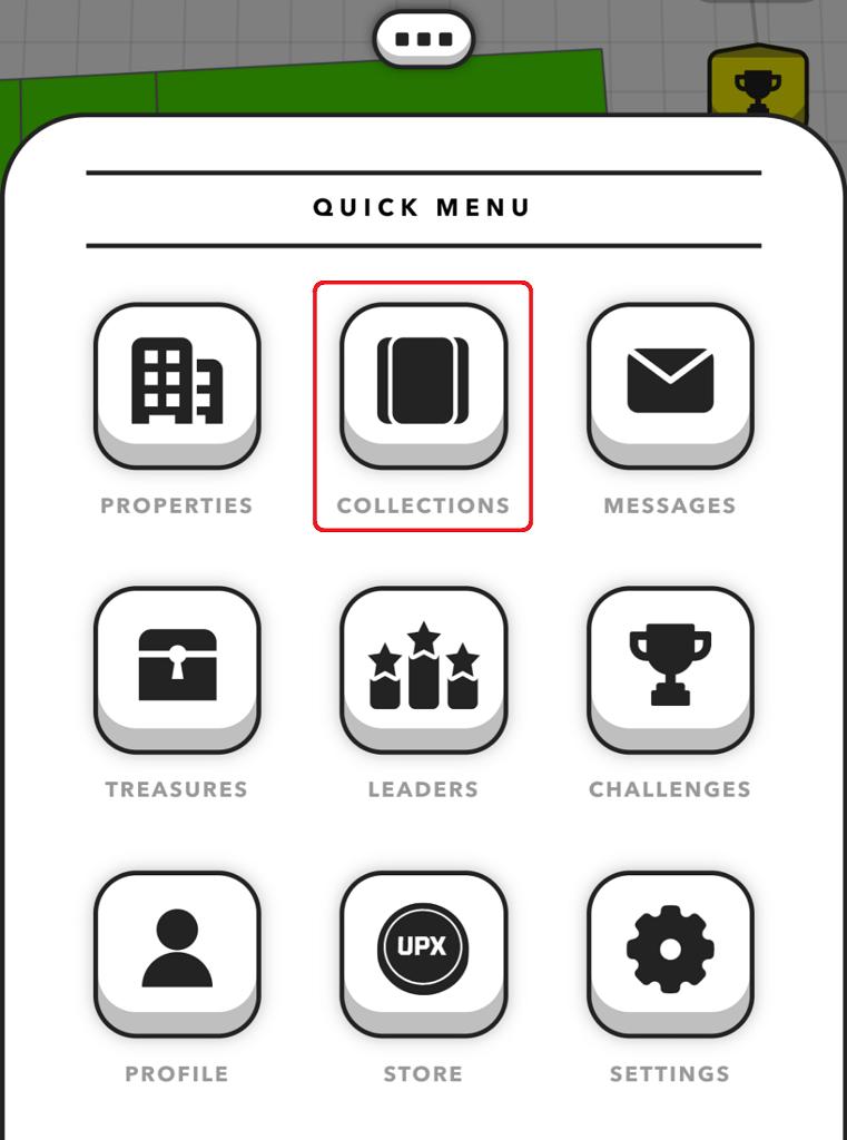 Collection Button