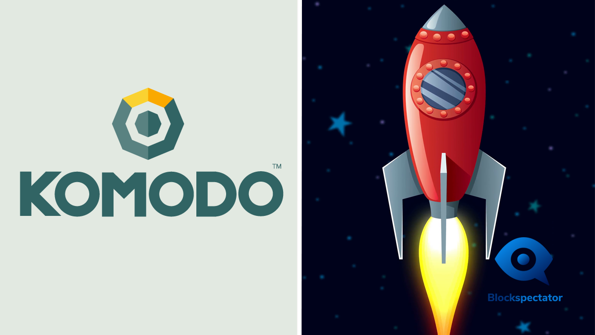 Komodo Discreetly Surges 40% In The Past Week. Why?