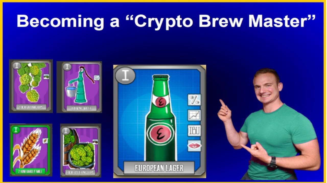 crypto brew master