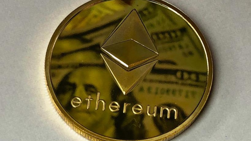 how much ethereum is there