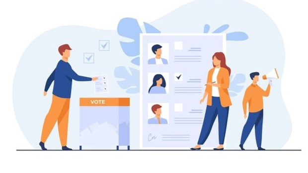 Time to upgrade election processes by processing votes using Blockchain Technology