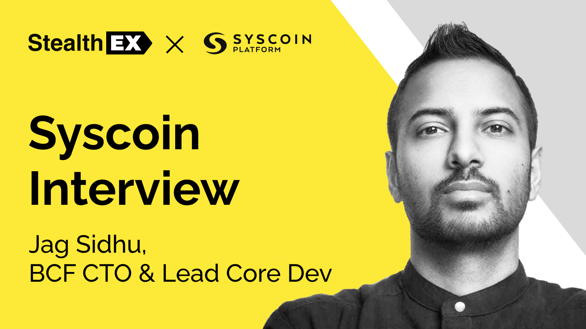 StealthEX Interview With Syscoin