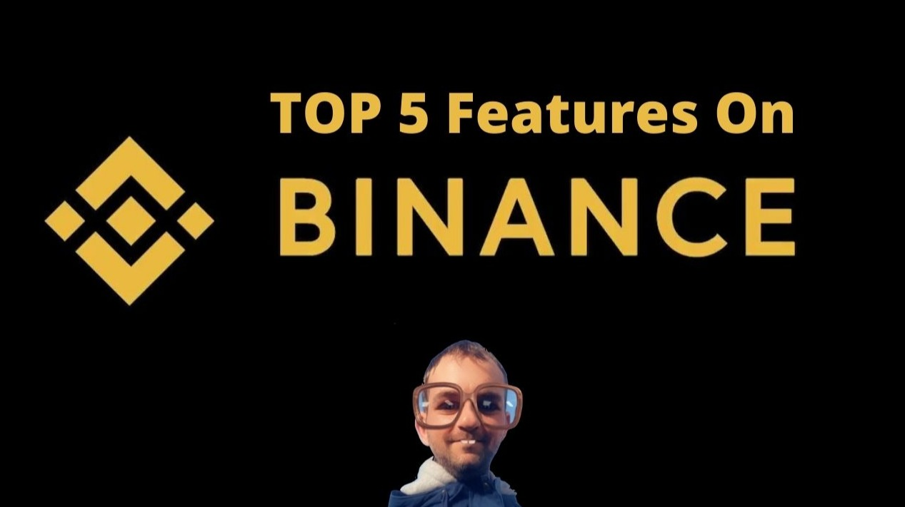 TOP Binance Features