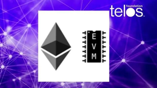 Telos Ethereum Virtual Machine (EVM) - No More High Fees in ETH