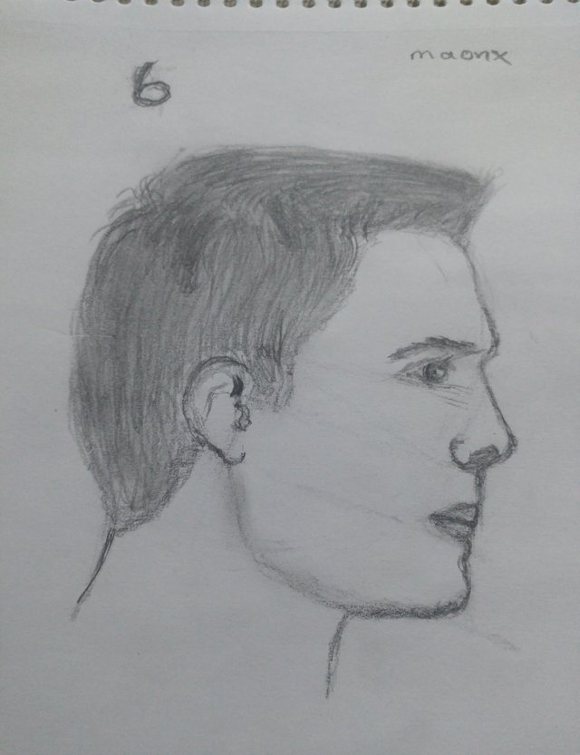 Yan Profilden Yüz Nasıl Çizilir?/ How to Draw a Face from the Side Profile?