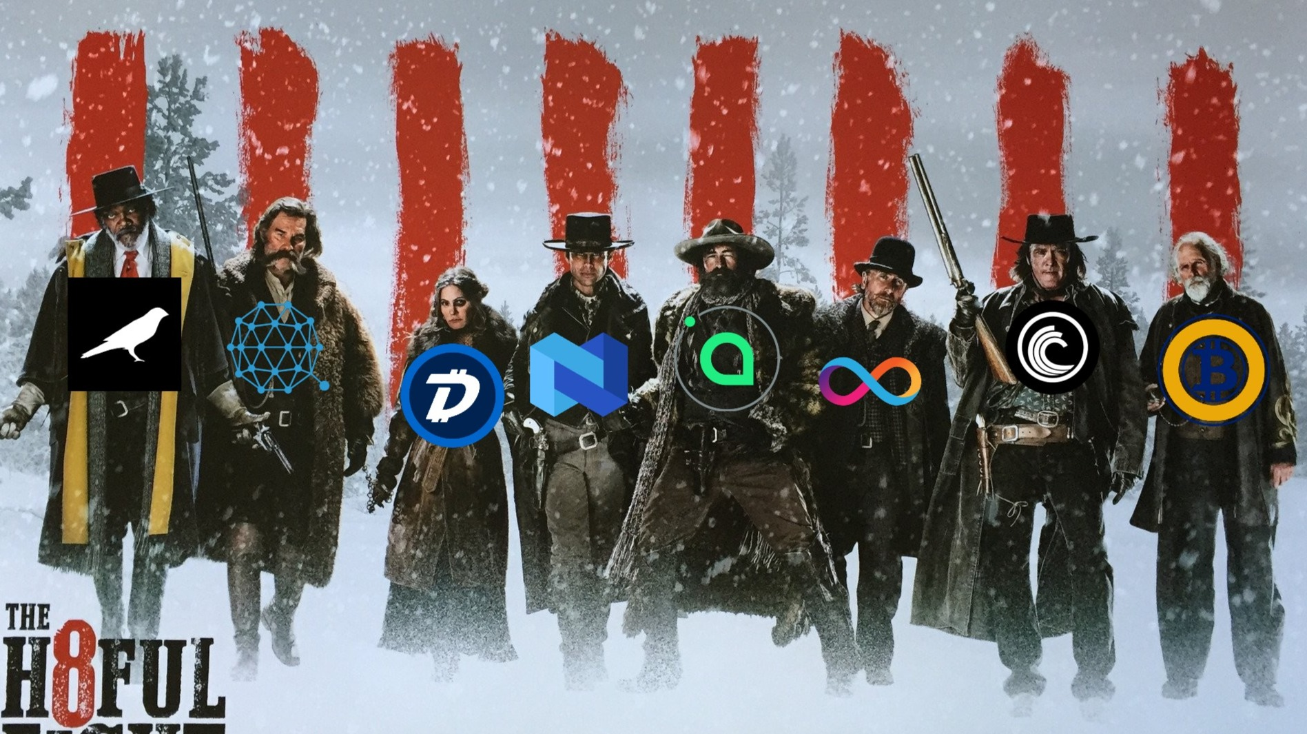 The Hateful Eight: KSM, ICP, NEXO, DGB, BTG, SC, BTT, QTUM — Biggest Losers from June 11th to June 18th