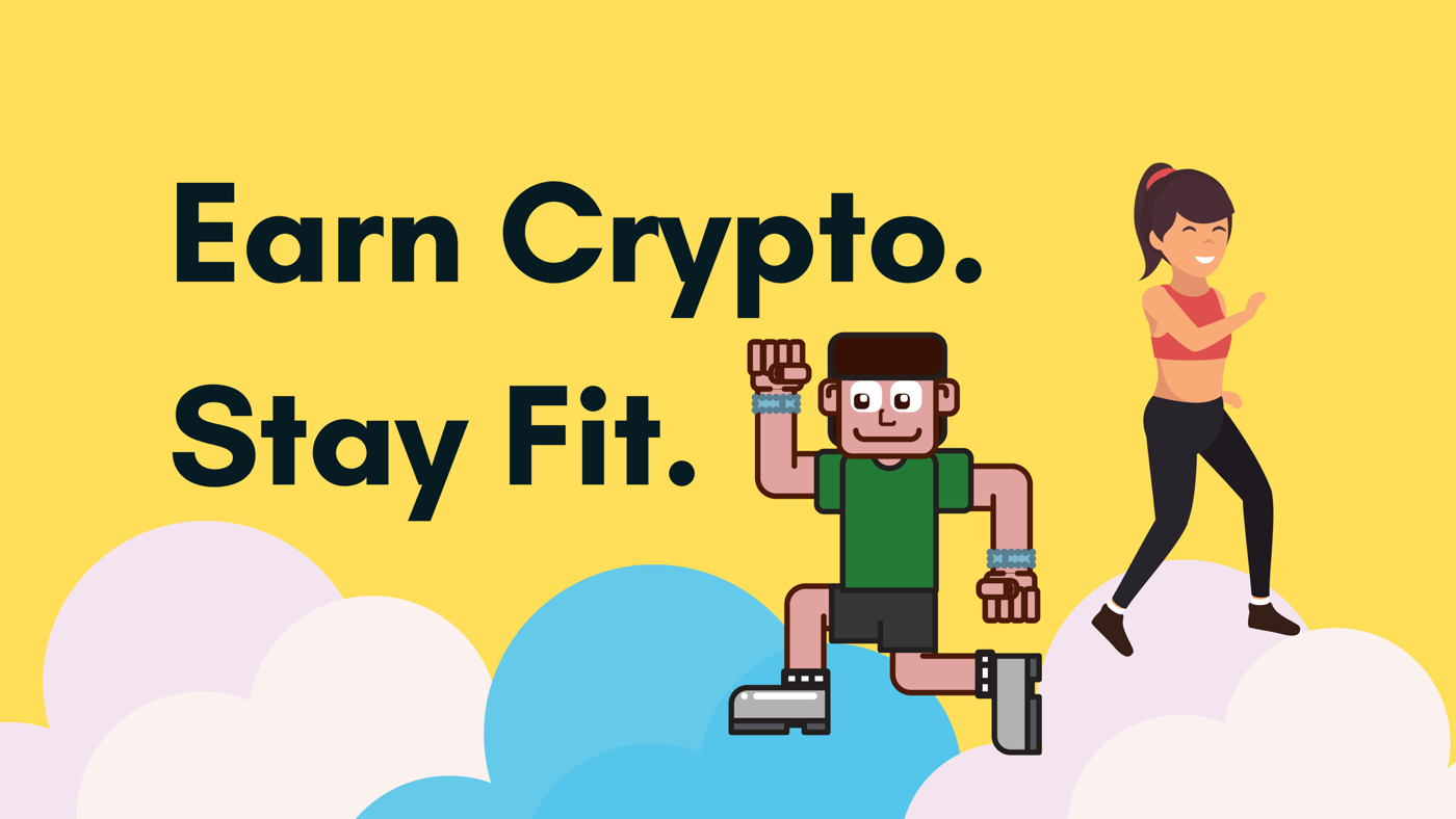 ♂️Top Crypto Apps to Earn Crypto For Walking and