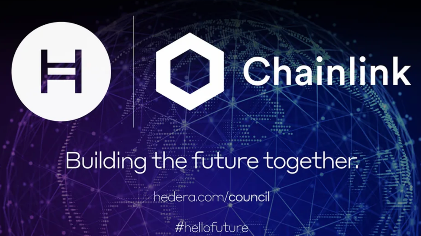 Chainlink x Hedera Hashgraph Governing Council Partnership