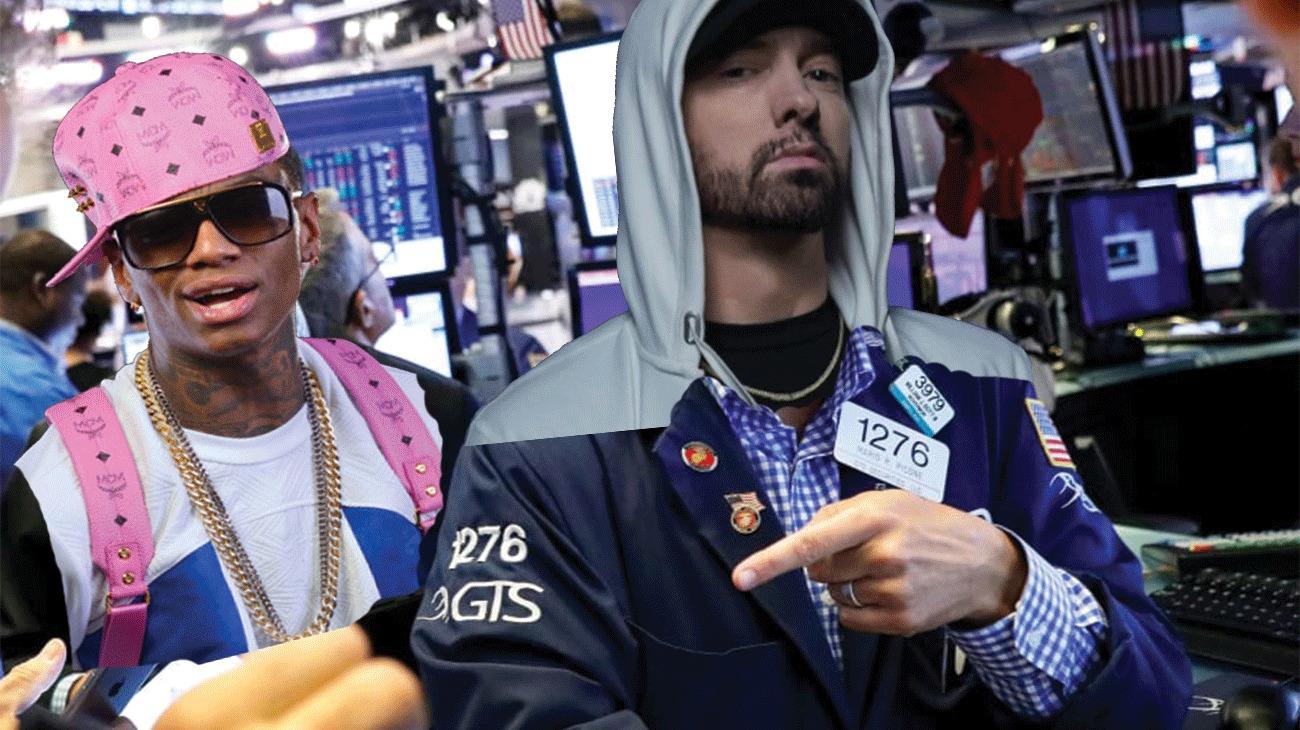 Eminem % Solja Boi