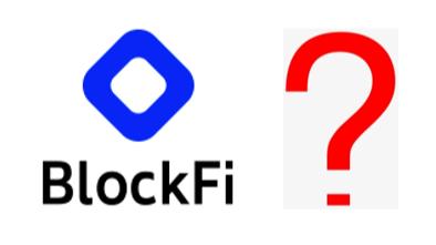 BlockFi Regulation
