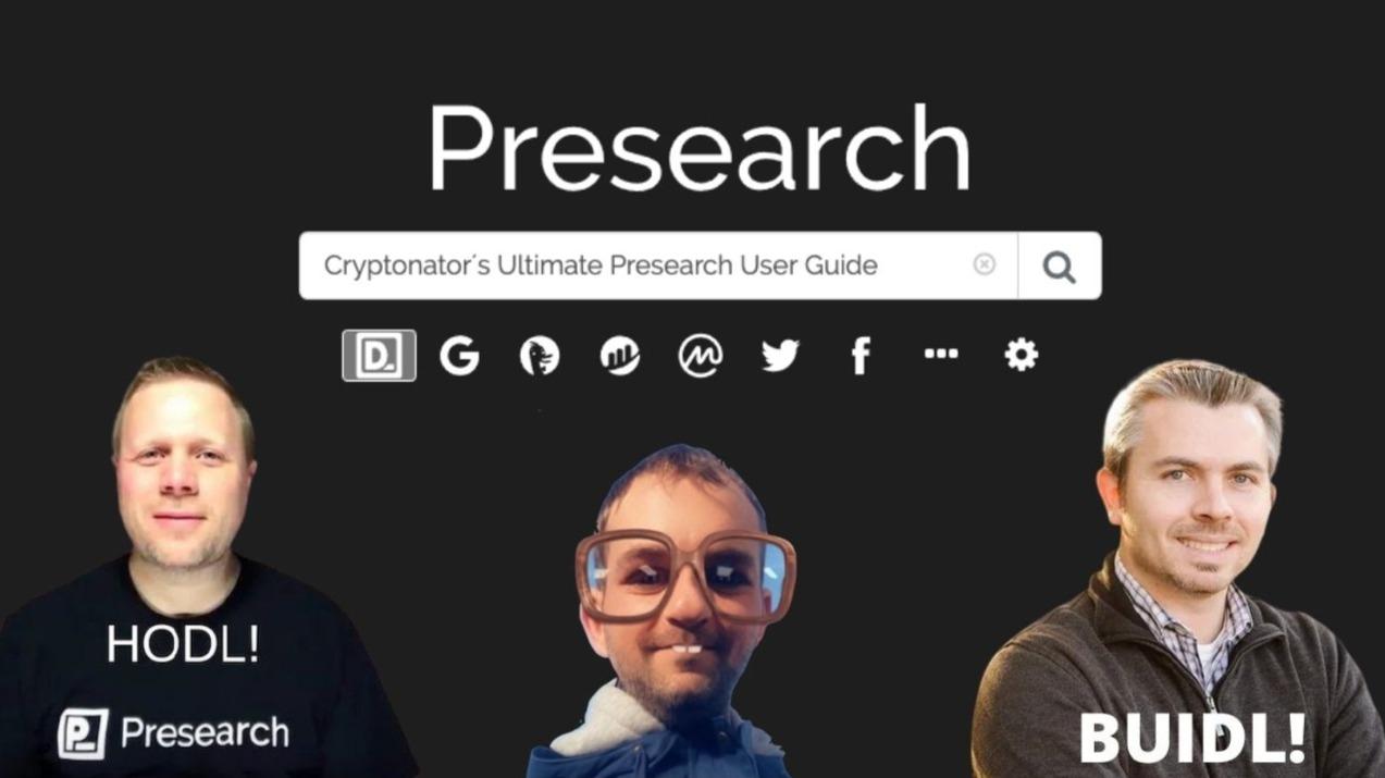 Presearch User Guide