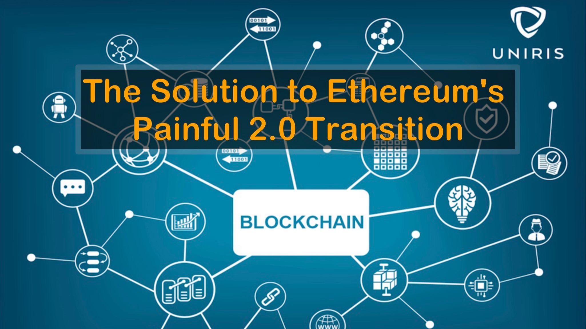 According to Uniris, Ethereum's Painful 2.0 Transition has a Solution