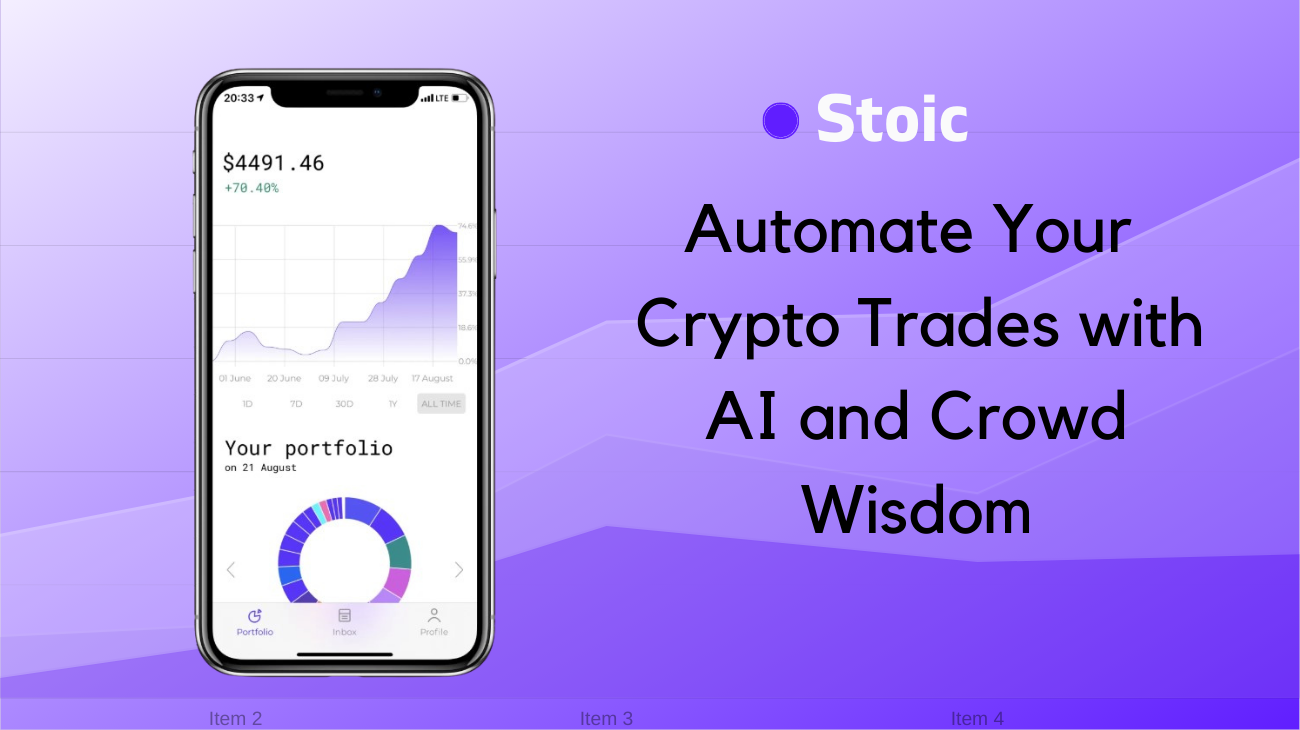 Automate Your Cyrpto Trades with AI and Crowd Wisdom
