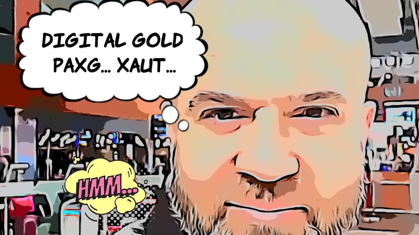 Crypto Gold ...