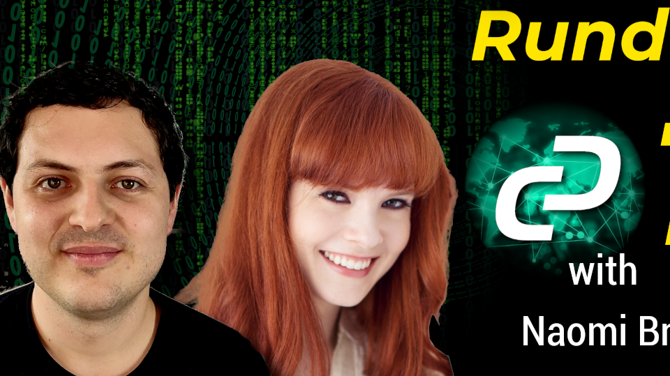 Digital Cash Rundown 11 with Naomi Brockwell: ETH Fees, Surveillance Bill, Doge Pump and More!