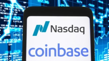 🔥 Coinbase $COIN is going Live on the NASDAQ !