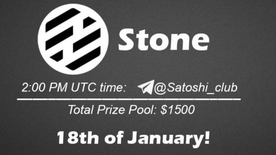Stone x Satoshi CLUB AMA Session 18 Jan 2021