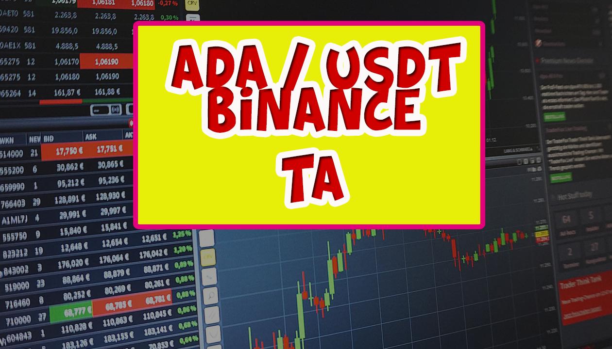 ADA / USDT technical analysis [BINANCE]