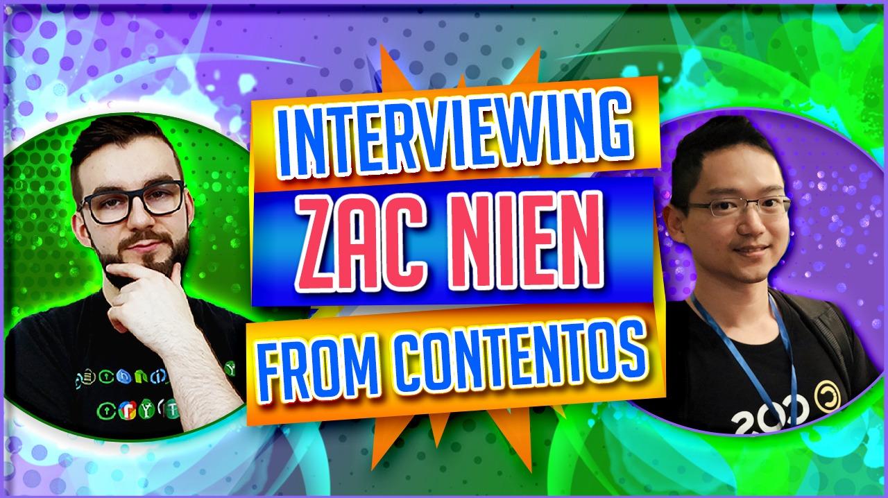 Interviewing Zac Nien From Contentos