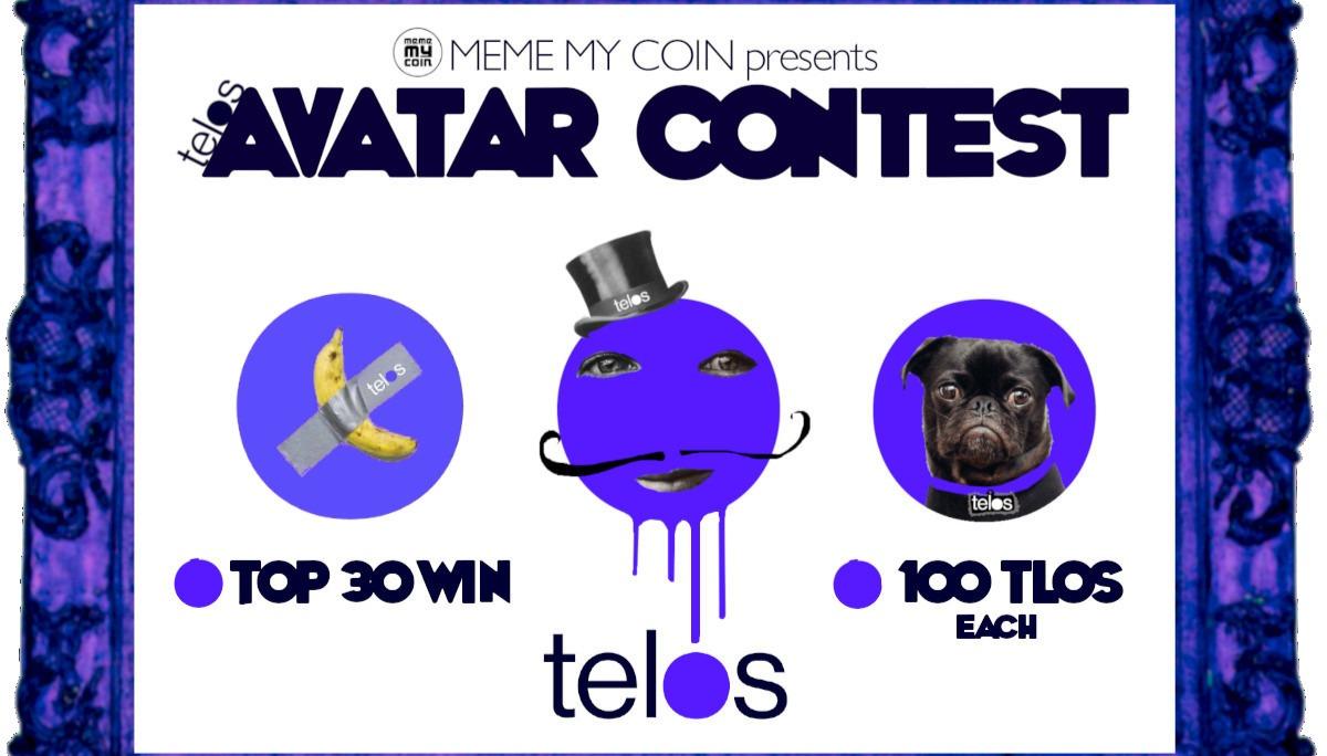 Enter Telos Avatar Contest