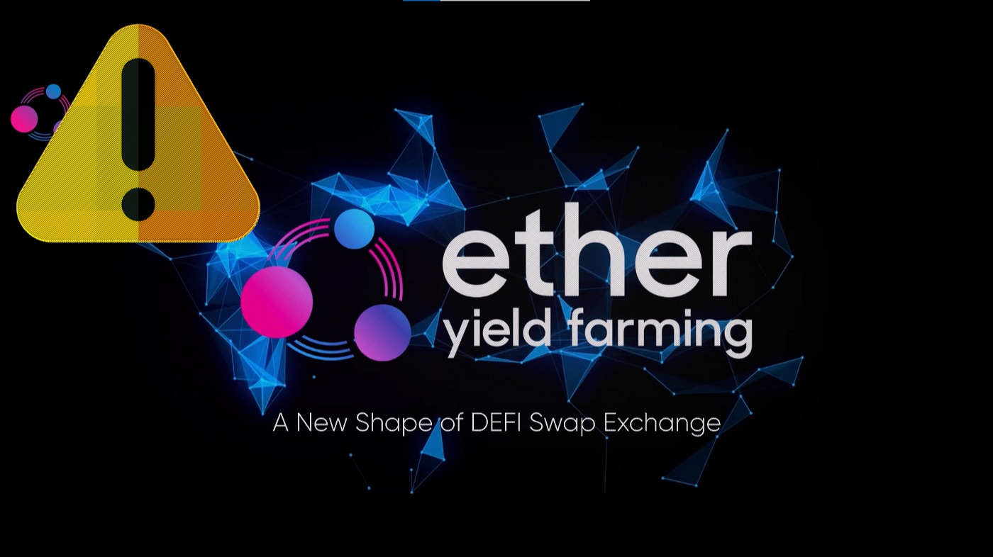 Ether Attention Scam