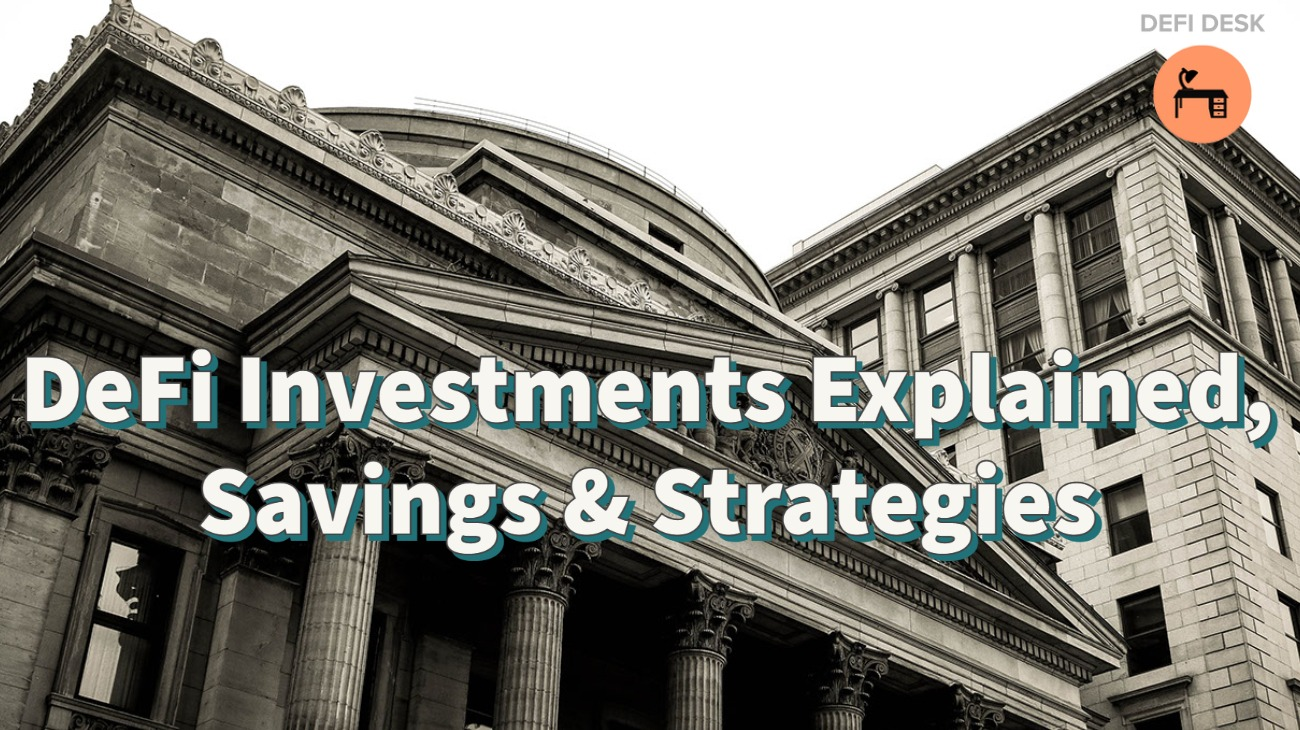 The 7 Levels of Risk — DeFi Investments Explained, Savings & Strategies