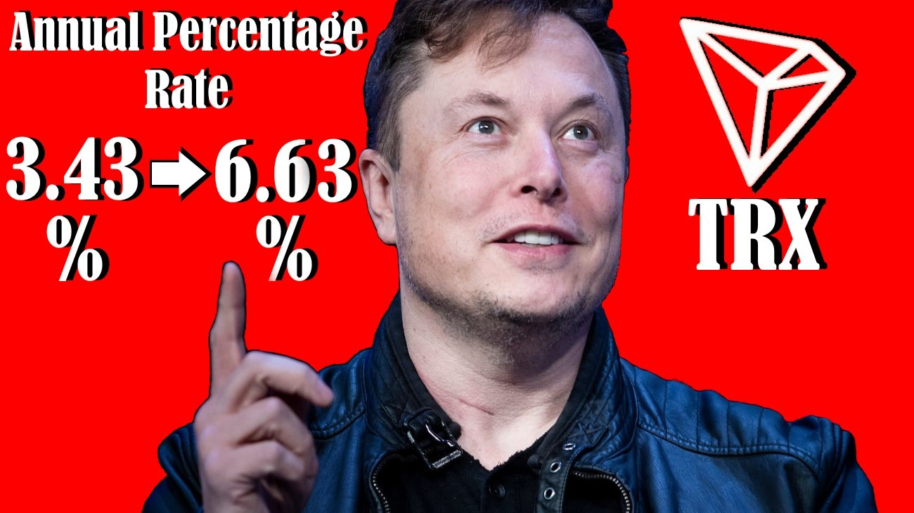 I Changed My Tron (TRX) APR From 3,43% To 6.63%, Here Is How!