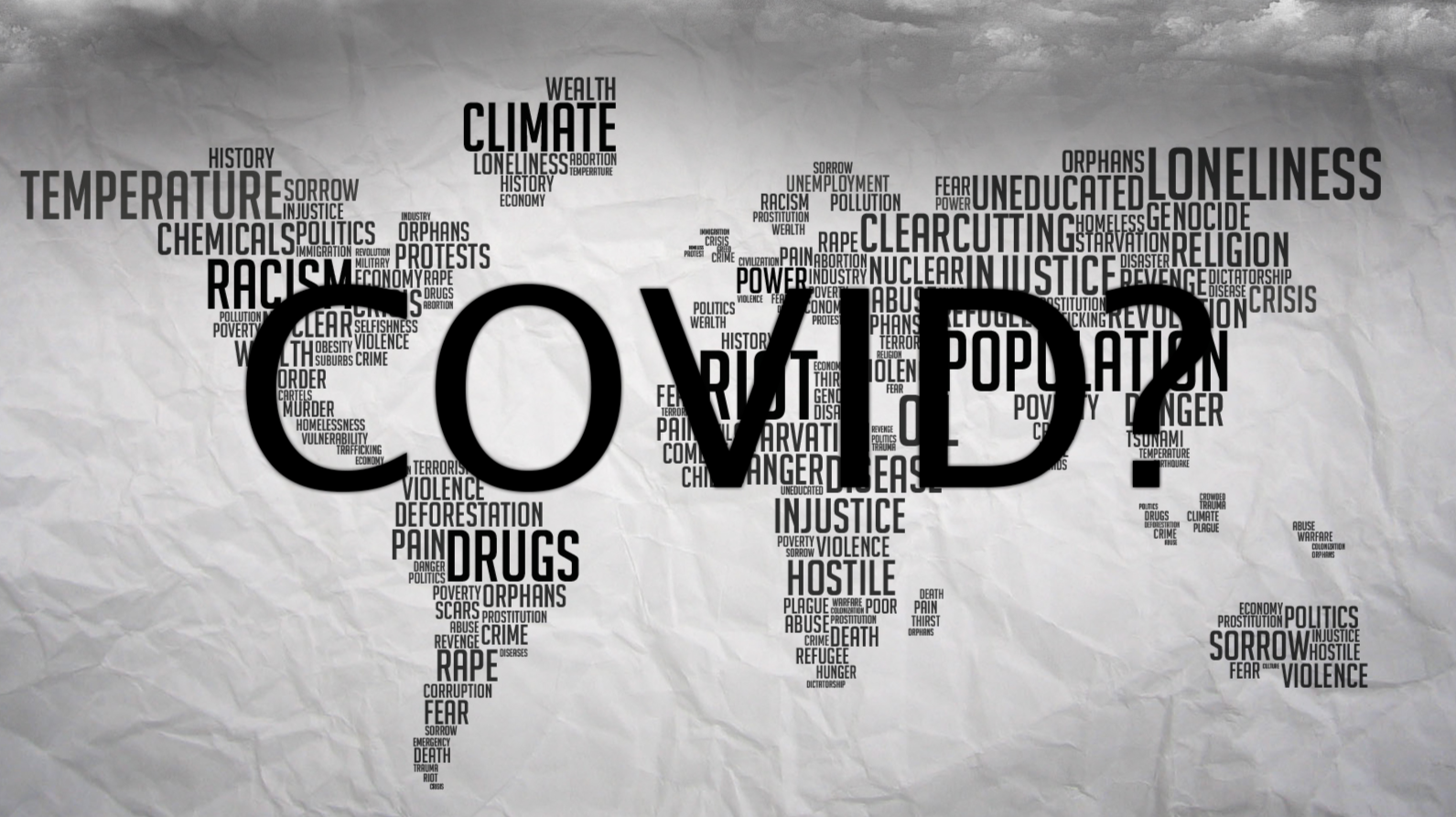 World Issues Edited - COVID