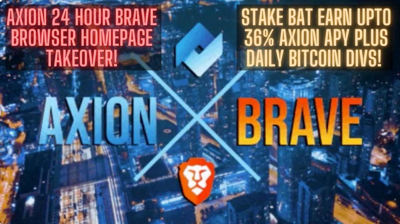 Axion BAT ad