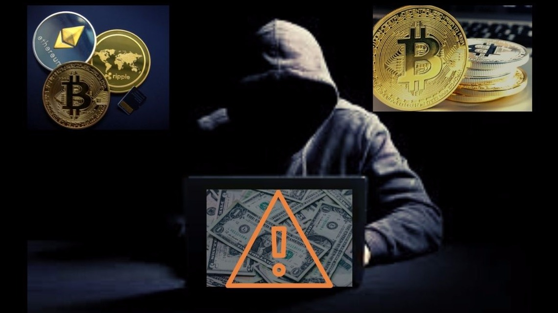 ¡Attention! Malware is stealing bitcoins from websites