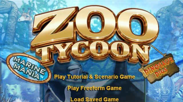 Zoo tycoon complete
