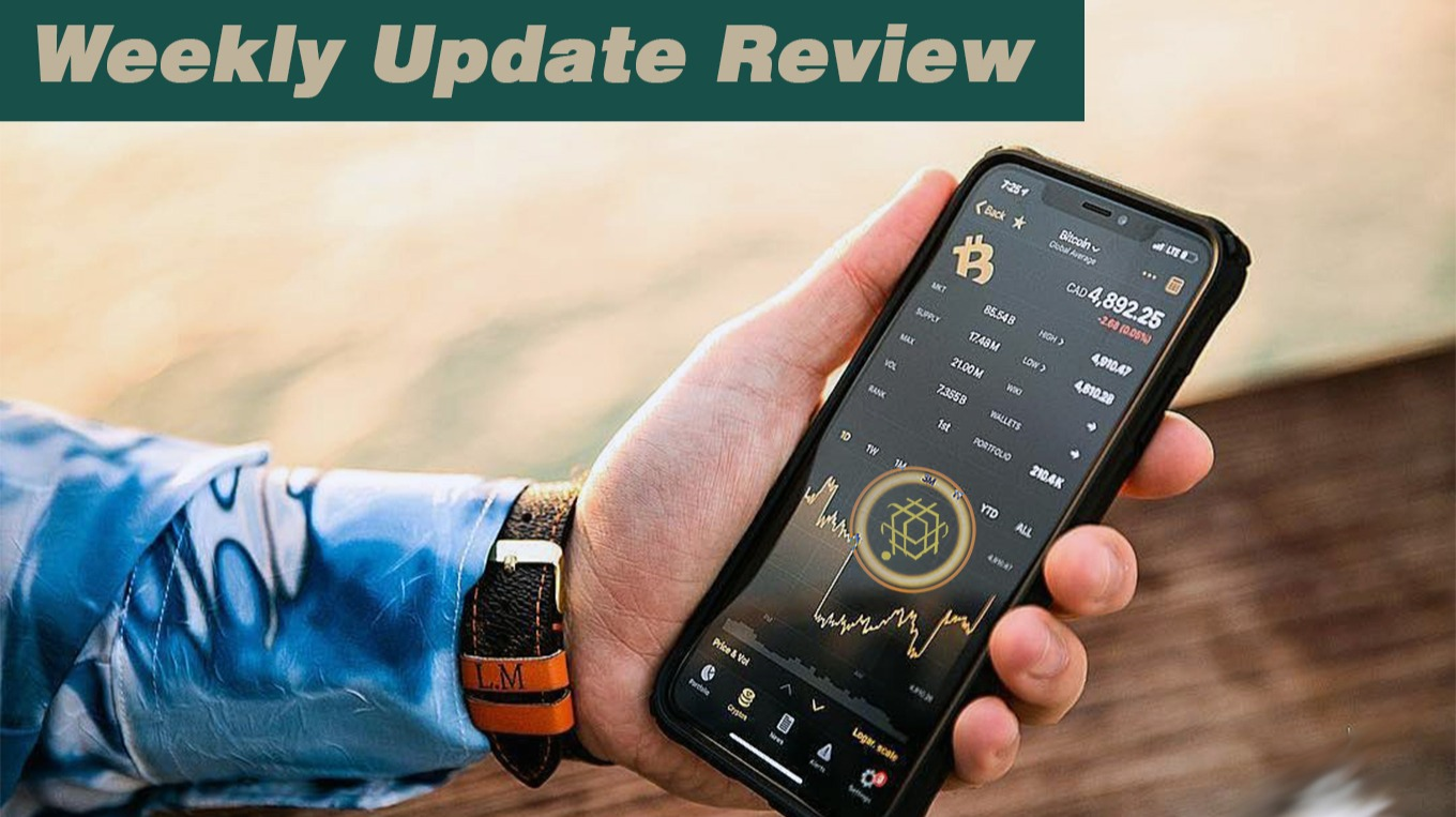 Weekly Cryptocurrencies Market And Bitcoin Review Update