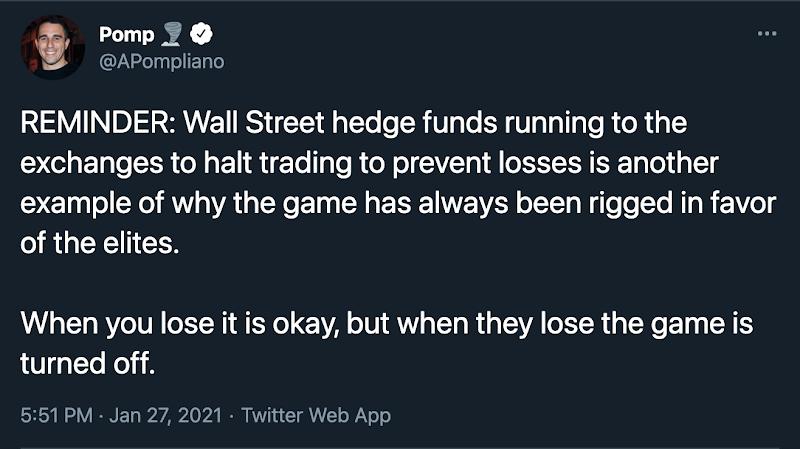 Why You Should Trade Crypto To Avenge The Robinhood Treason