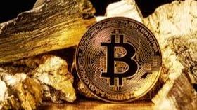 Bitcoin - Gold