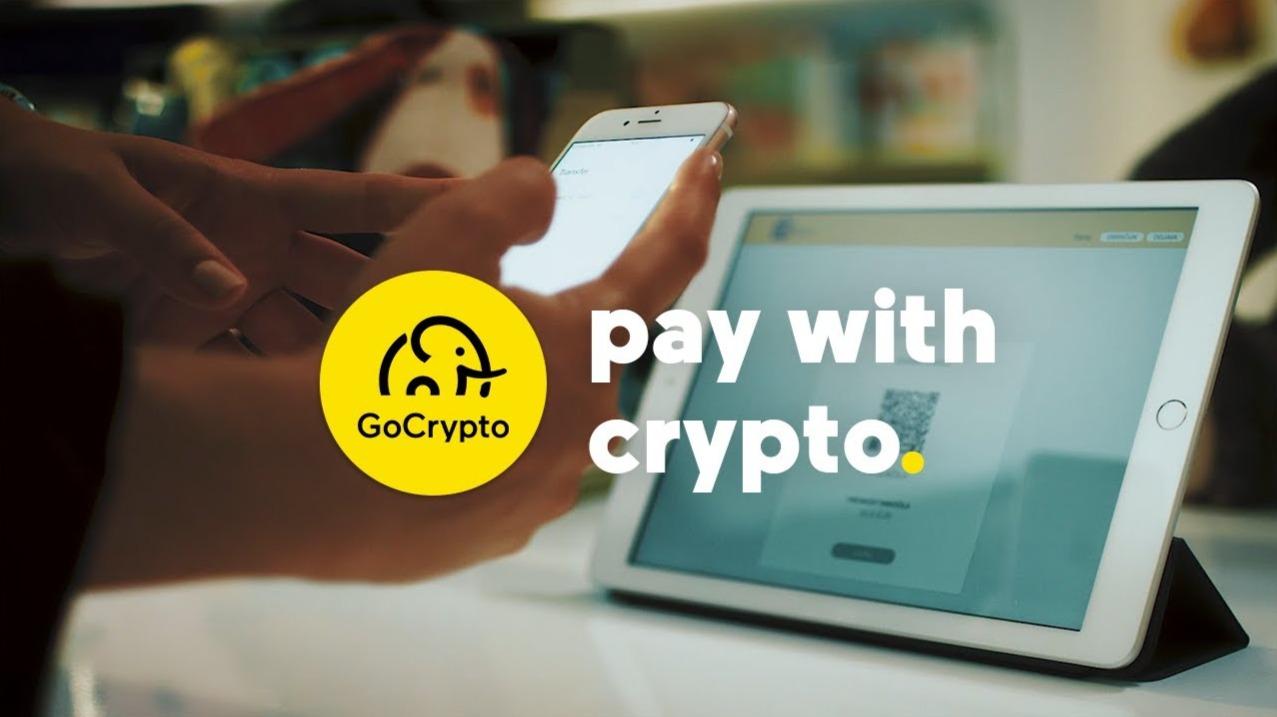GoCrypto - Pay with crypto