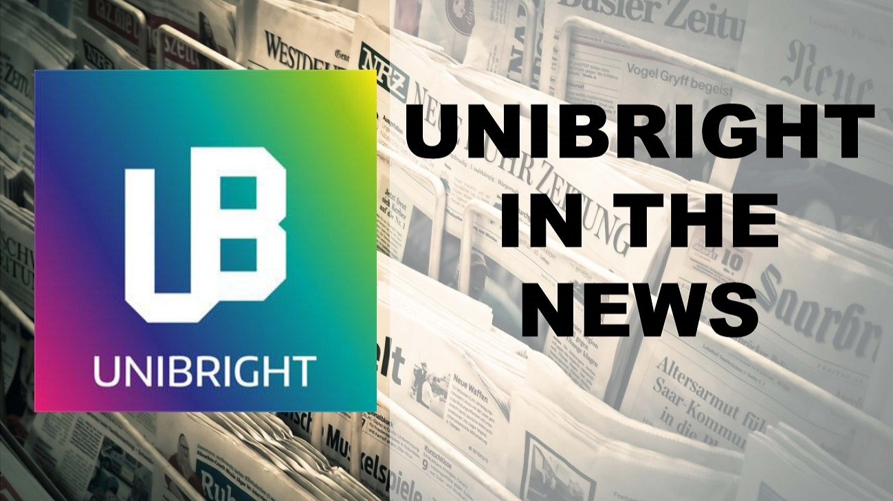 Unibright - Carbonara featured on Industry-of-Things.de