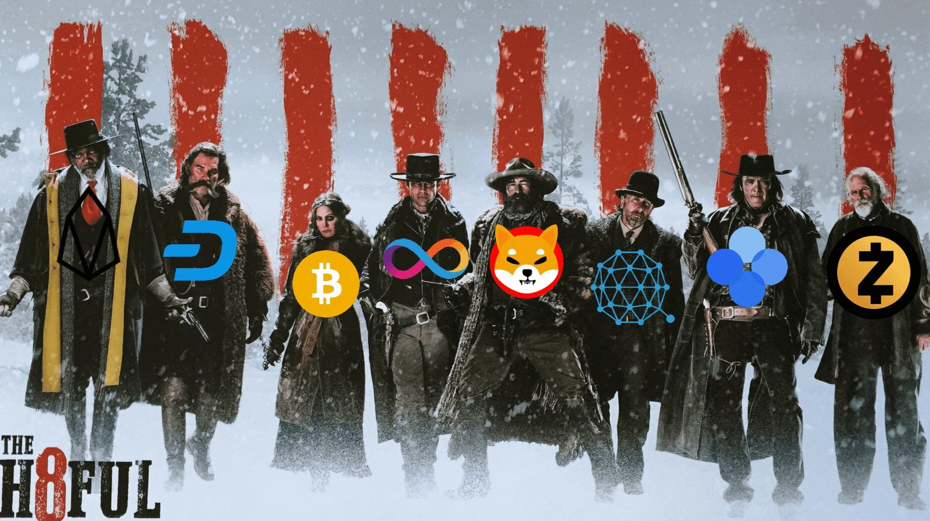 The Hateful Eight: SHIB, ICP, EOS, ZEC, BSV, DASH, QTUM, OKB – Biggest Losers from May 14th to May 21st