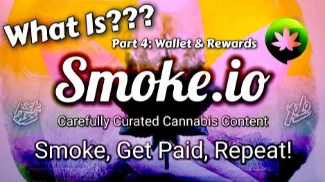 Smoke.io Inderstanding Wallet & Rewards