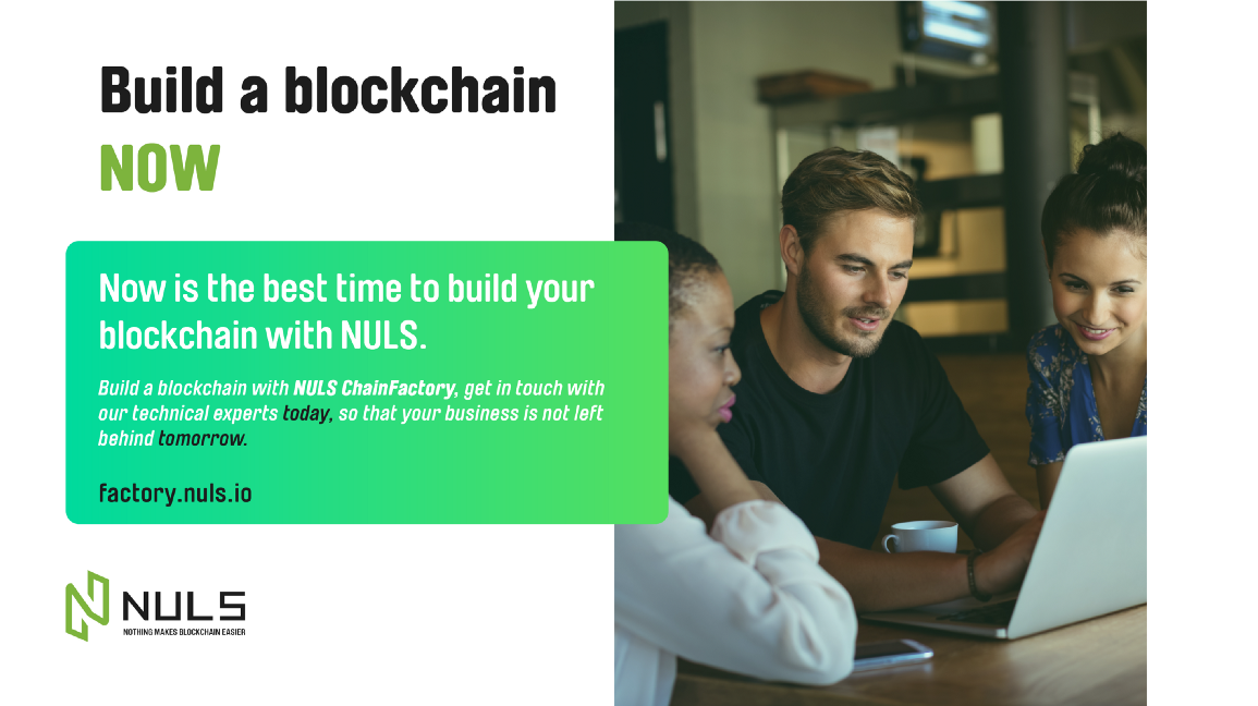 What Is <bold>NULS</bold> ChainFactory and Why You Must Try It?