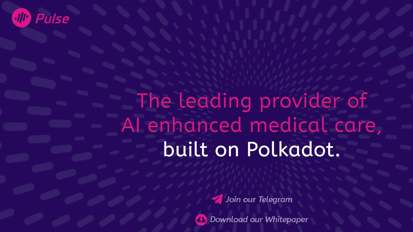 Pulse Network Puts Medical Records on Polkadot Blockchain