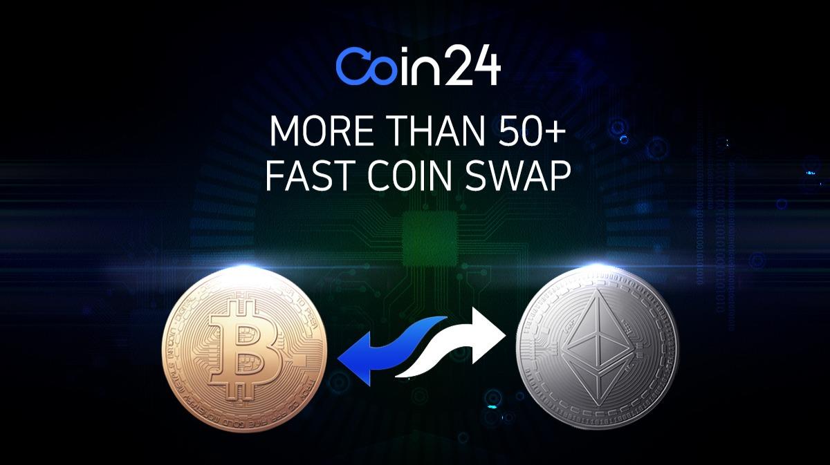 Coin24 Coin Swap