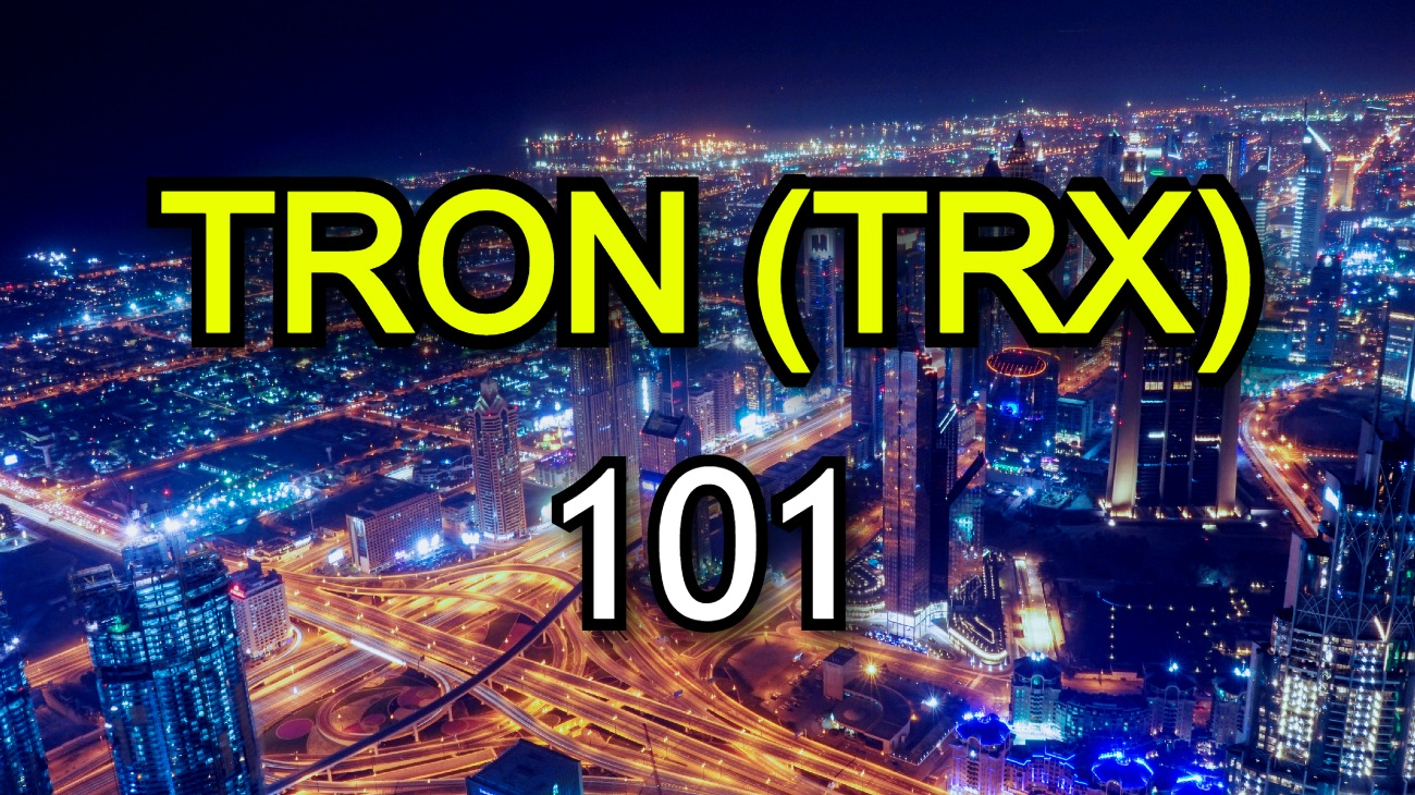 Introduction To TRON