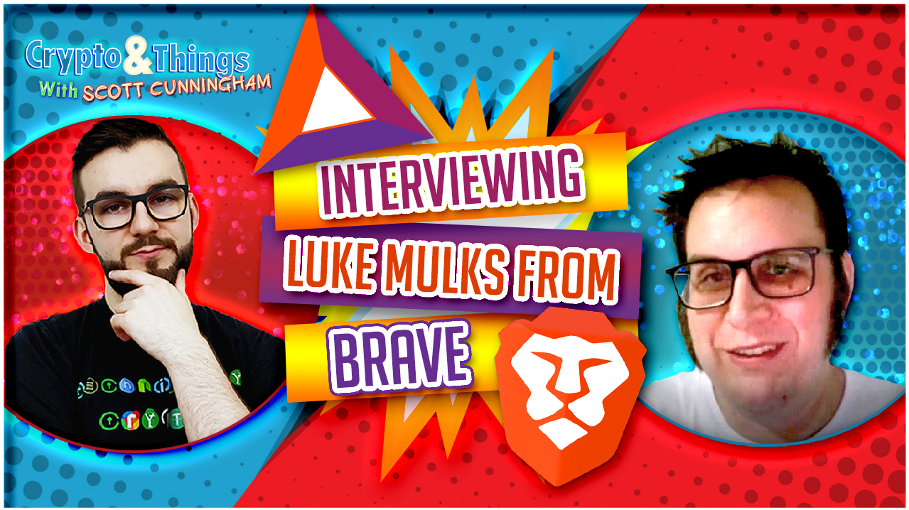 Interview With Luke Mulks From Brave