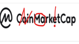 Say NO to CoinMarketCap